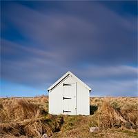Beach Hut, Bamburgh