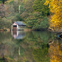 Boathouse, Grasmere