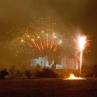 Fireworks, Kenilworth Castle