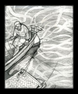 Gig cox - Drypoint