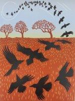 Ragged Crows