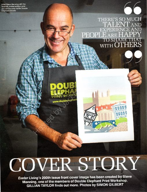Exeter Living mag