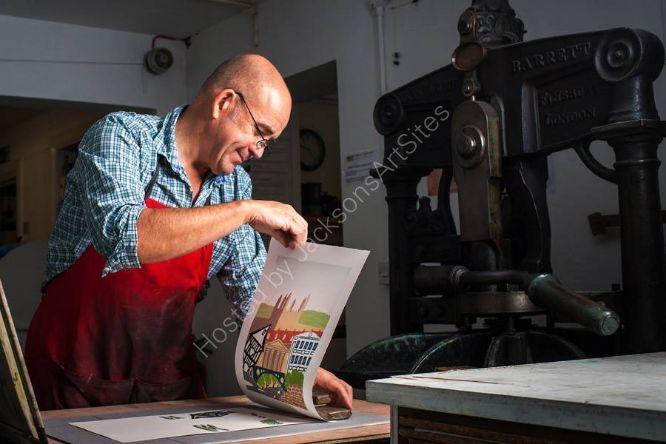 Steve printing