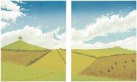 Symondsbury landscape