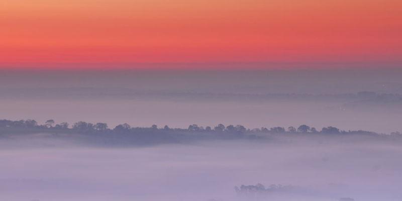 Sunrise from Almscliff Crag 01