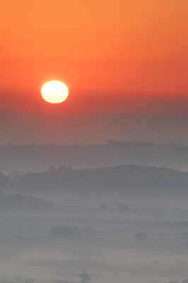 Sunrise from Almscliff Crag 05
