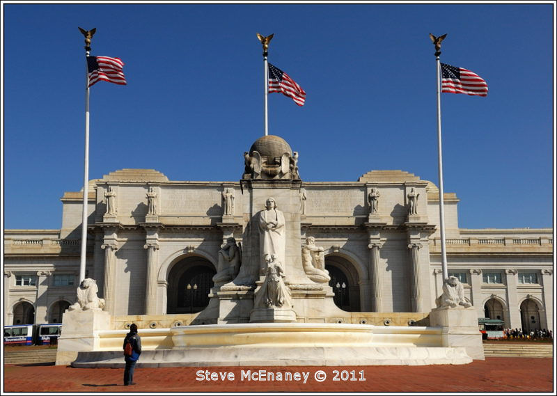 Columbus Memorial at Union Station
