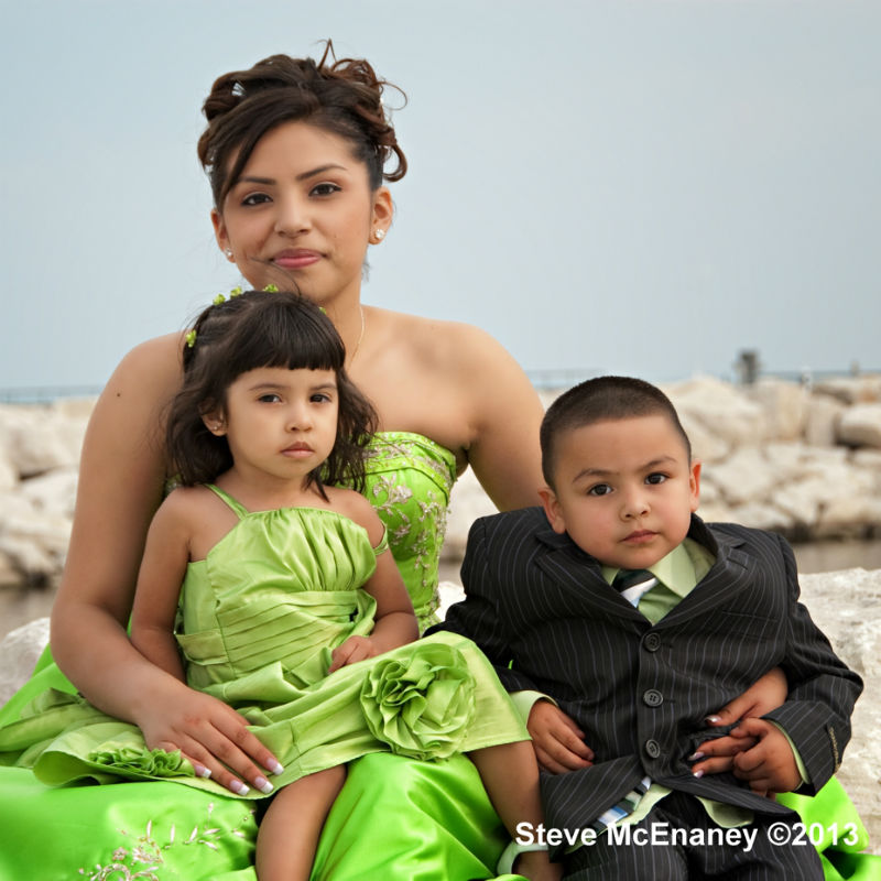The Green Dress 02