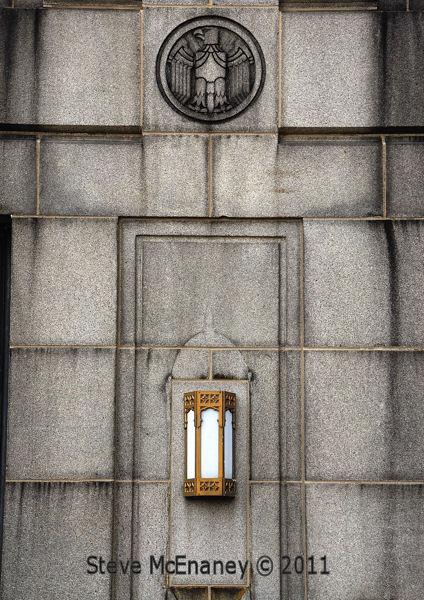 Municiple Building detail