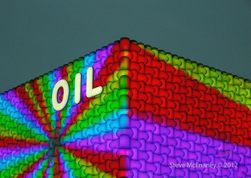 The Oil Pavillion