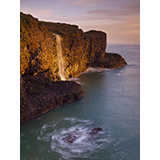 Coastal Waterfall, Crawford, Aberdeenshire