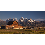 John Moulton Barn, Grand Teton National Park