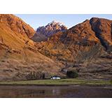 Loch Achtriochtan and Stob Coire nam Beith, Glencoe