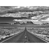 Mile Marker 13, US Route 163, Monument Valley
