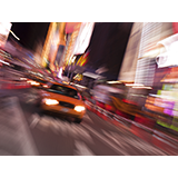 NYC Taxi, Times Square, New York City