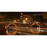 Reguliersgracht and Herengracht Bridges, Amsterdam