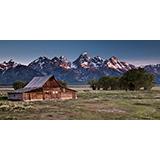 TA Moulton Barn, Grand Teton National Park