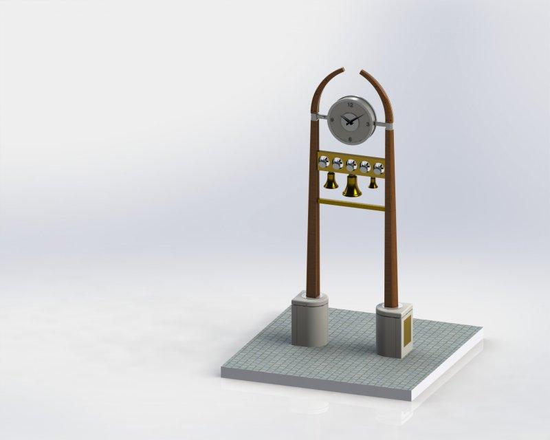 Thetford Clocktower