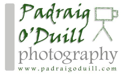 Padraig O'Duill Photography Logo