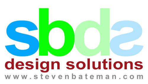 Steven Bateman Design Solutions Logo