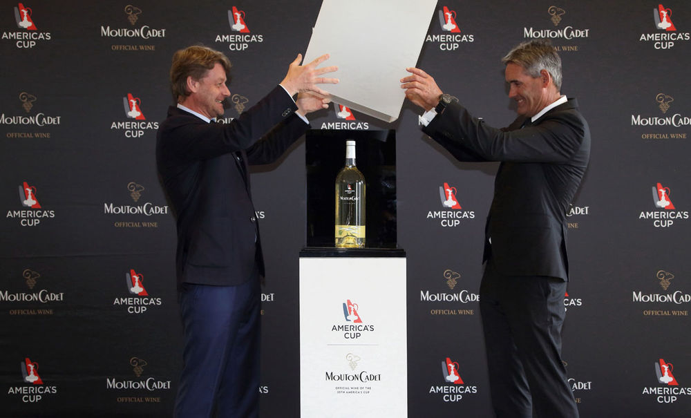 America's Cup Launch
