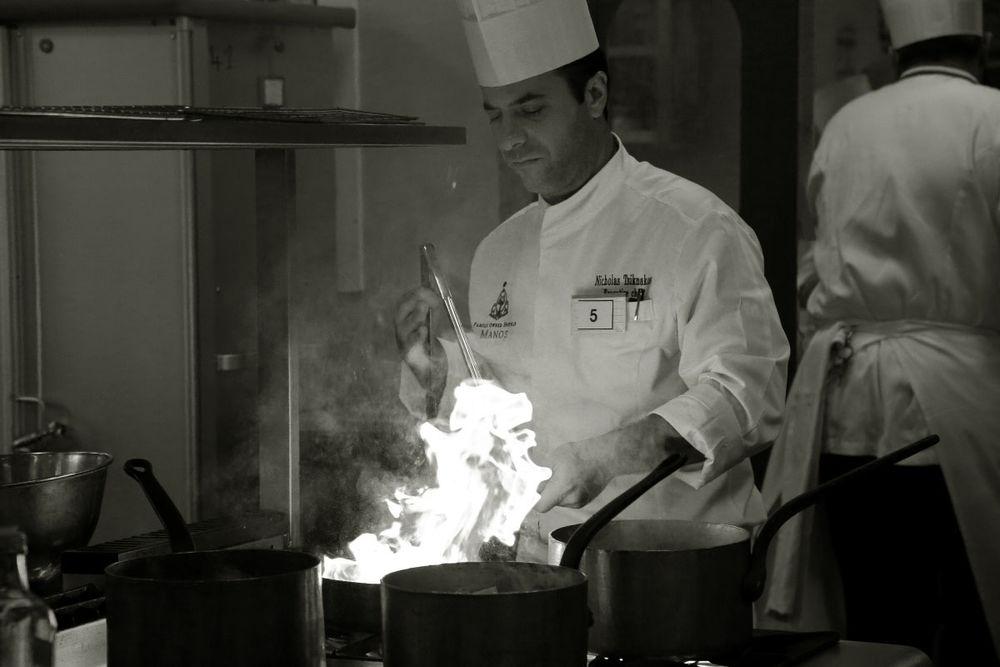 Le Prix Culinaire, Ferrandi, Paris