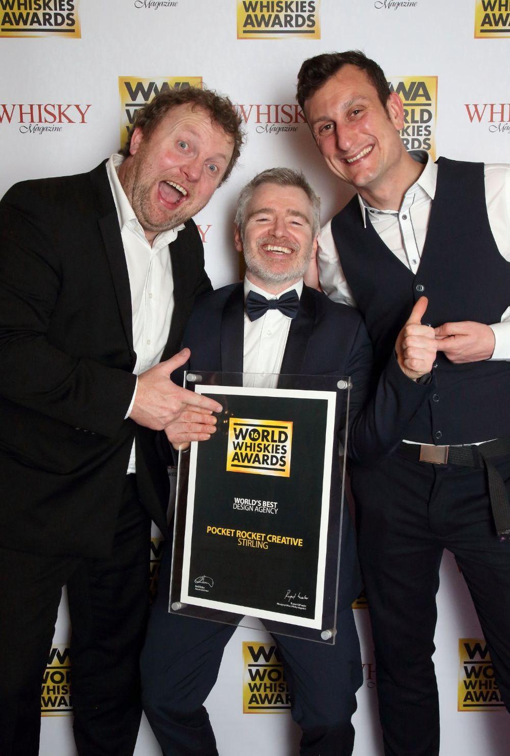 World Whisky Awards . The Waldorf Hotel