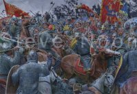 The Battle of Hastings. 14th October 1066