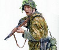 Gefreiter, Grenadier-Regiment 919. Montebourg, June 7-10, 1944