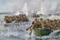 Crossing the Waal, September 20, 1944