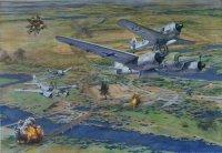 Mistel's over the Oder, April 1945