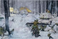 Christmas Day 1943, the Dnepr