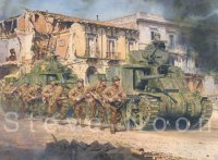 Capture of Bizerte, May 7, 1943