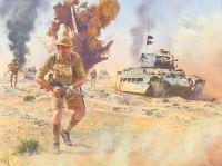 Desert Attack, 1942