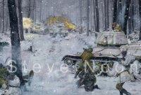 Christmas Day 1943, the Dnepr