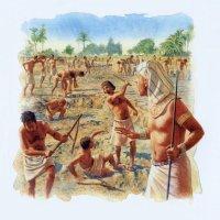 Egyptian slaves