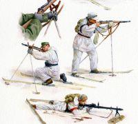 German Mountain Light Infantry, 1942-44