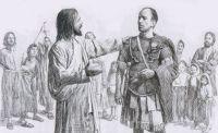 Jesus and Centurion