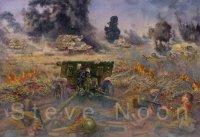 Attack of the Ferdinands. Kursk, 5 July 1943