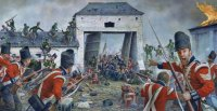 Le Haye Sainte, 18th June 1815