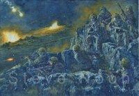 Battle for Tumbledown Mountain