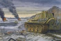 Tank Battle at Puffendorf, November 17, 1944