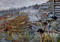 The Battle of Blackstock's Farm, November 20, 1780