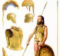 Spartan Warrior, c.546 BC