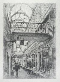 The Balcony, Castle Arcade