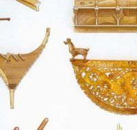 Viking Longship construction