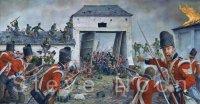 Le Haye Sainte, 18th June 1815