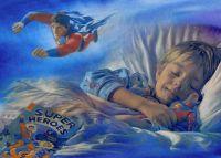 Superhero dreams
