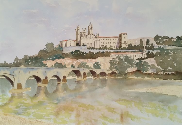 Beziers France