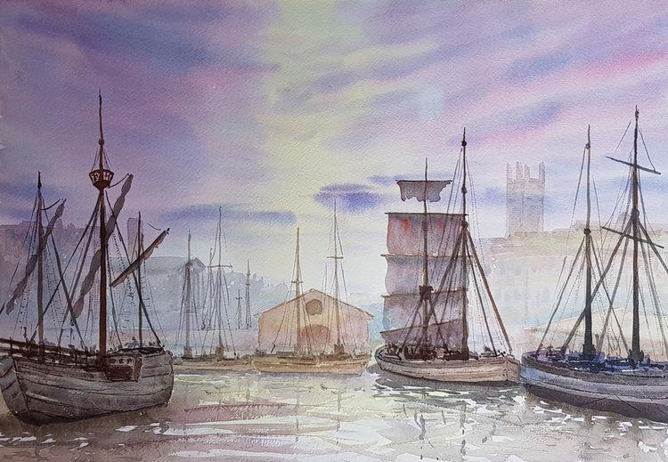 Historic Bristol Docks